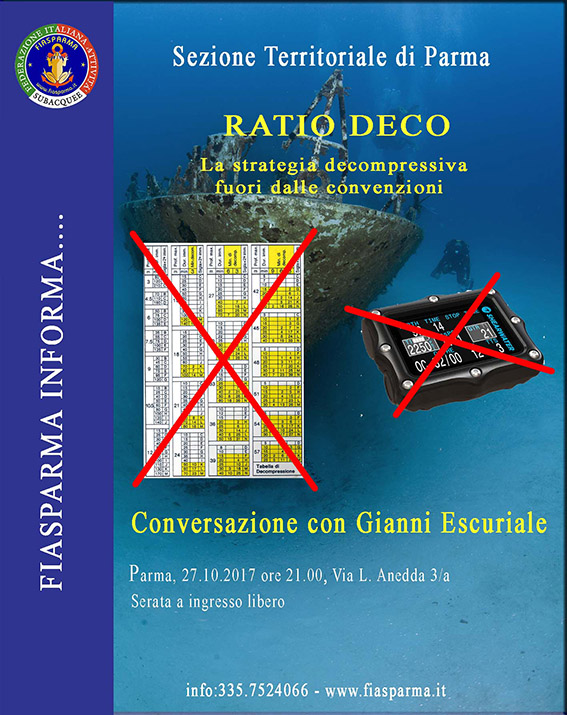 CONVERSIAMO DI …. RATIO DECO